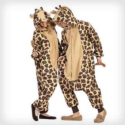 Anime Giraffe Costume