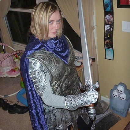 Brienne of Tarth Costume