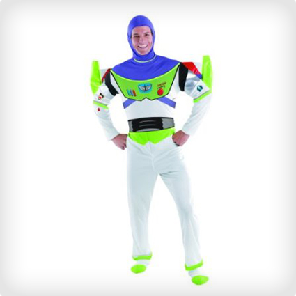 Buzz Lightyear Deluxe Costume