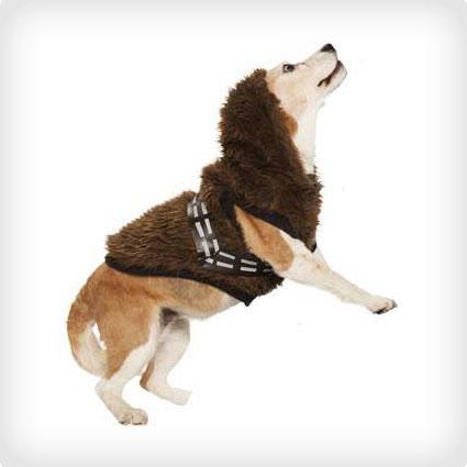 Chewbacca Dog Hoodie