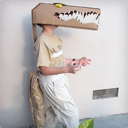 Crocodile Costume