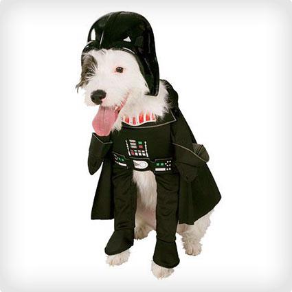 Darth Vader Dog Costume