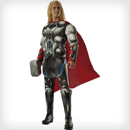 Deluxe Mens Thor Costumes