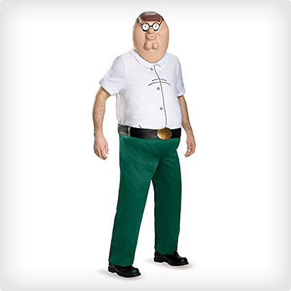 Deluxe Peter Griffin Costume
