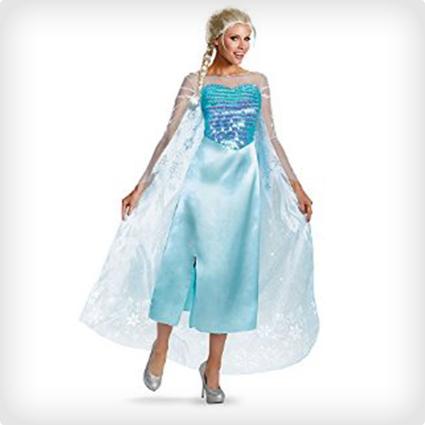 Elsa Deluxe Costume