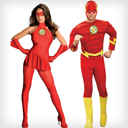Flash Couples Costumes