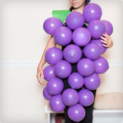 Grape Bunch Costume