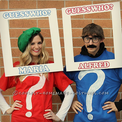 Guess Who Costumes