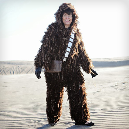 Homemade Chewbacca Costume Tutorial