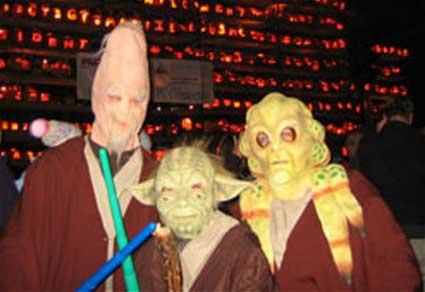 How to Make a Jedi Robe