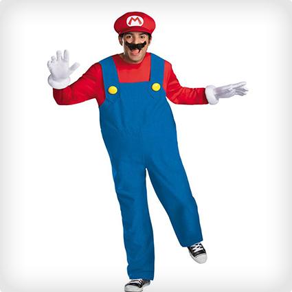 Mario Deluxe Costume