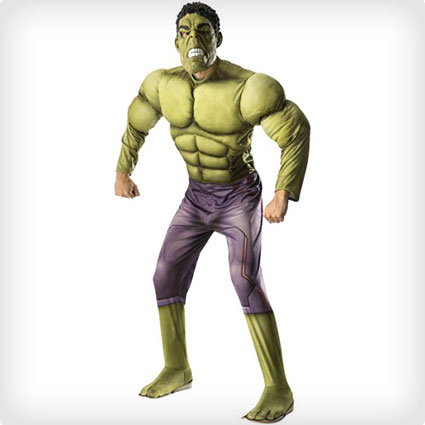 Men's Hulk Costume