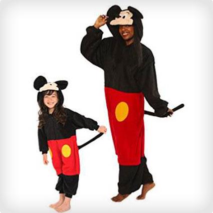 Mickey Mouse Kigurumi
