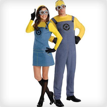 Minion Couples Costumes