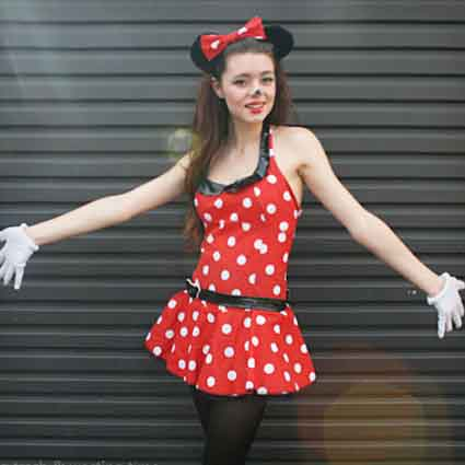 Minnie Mouse How-To