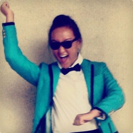 Oppa Gangnam Style Costume