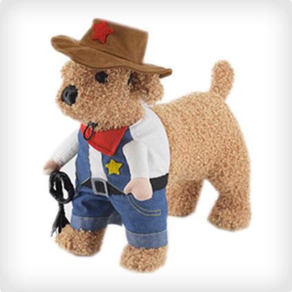 Pet Cowboy Costume