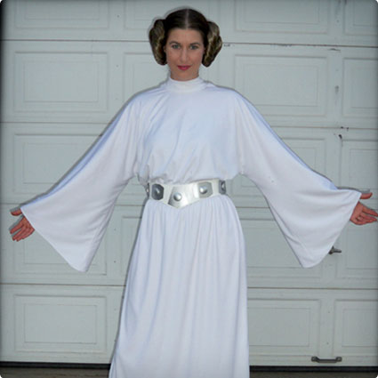 Princess Leia Dress Pattern