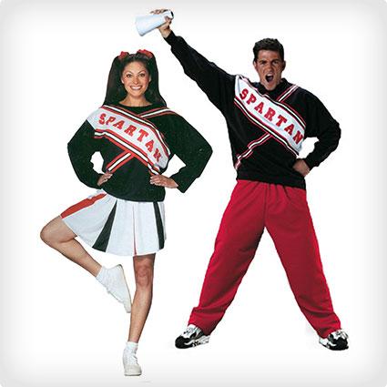 SNL Spartan Cheerleaders Costumes