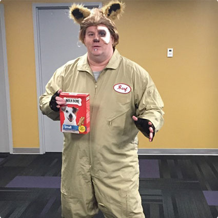 Spaceballs Barf Costume