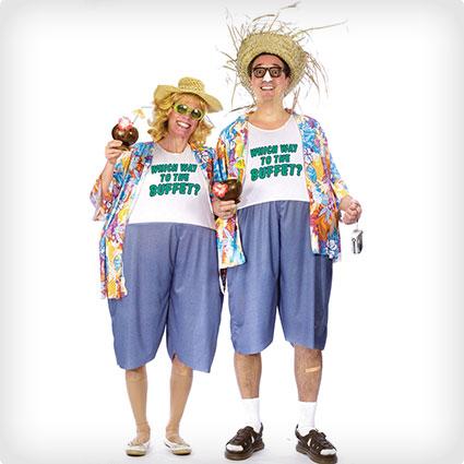 Tacky Traveler Costume