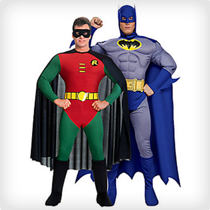 The Brave and the Bold Batman Costumes