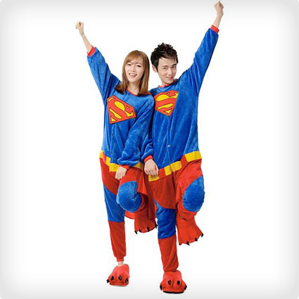 Unisex Superman Onesies