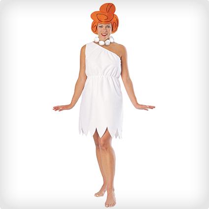 Wilma Flintstones Costume