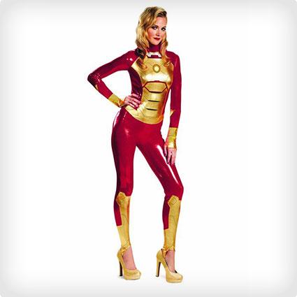 Women's Iron Man Costume
