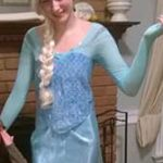 350 - Elsa's Ice Gown from Frozen
