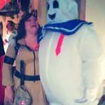 352 - Ghostbuster Love Couples Costume