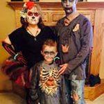 Zombie Family Costumes