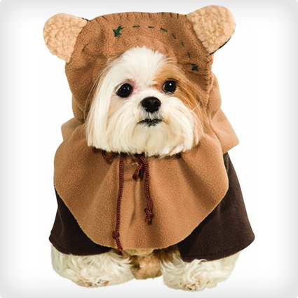 Adorable Ewok Dog Costume