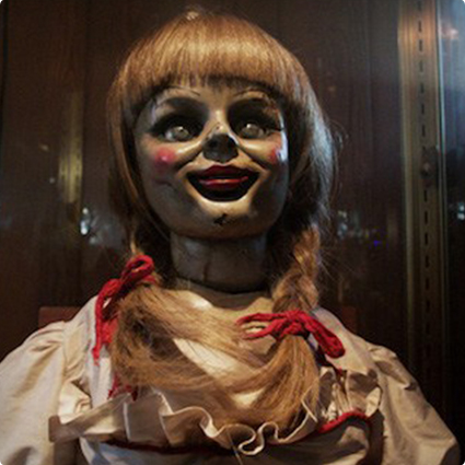 Annabelle Make Up Tutorial