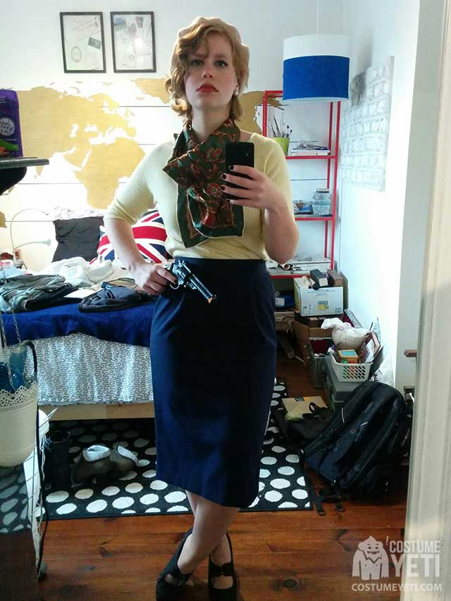 Bonnie Parker Costume (One Half of Bonnie and Clyde ...