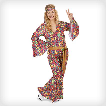 Disco Mama Maternity Costume