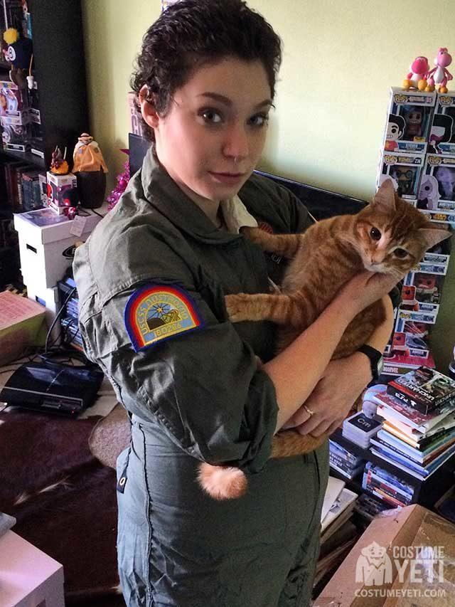 Ellen Ripley Costume
