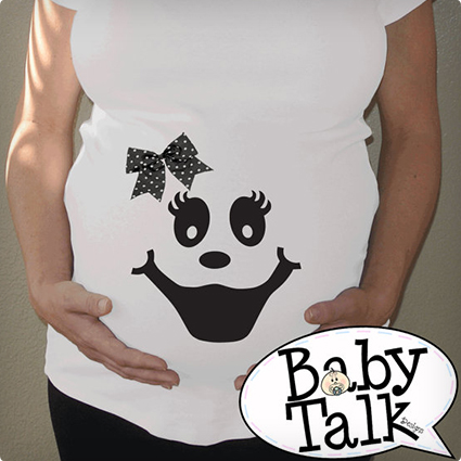 Ghost Belly Bump