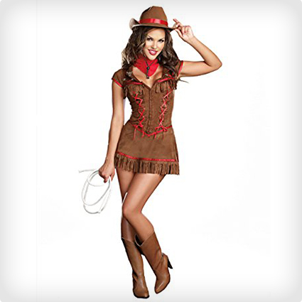 Giffy Up Cowgirl Costume