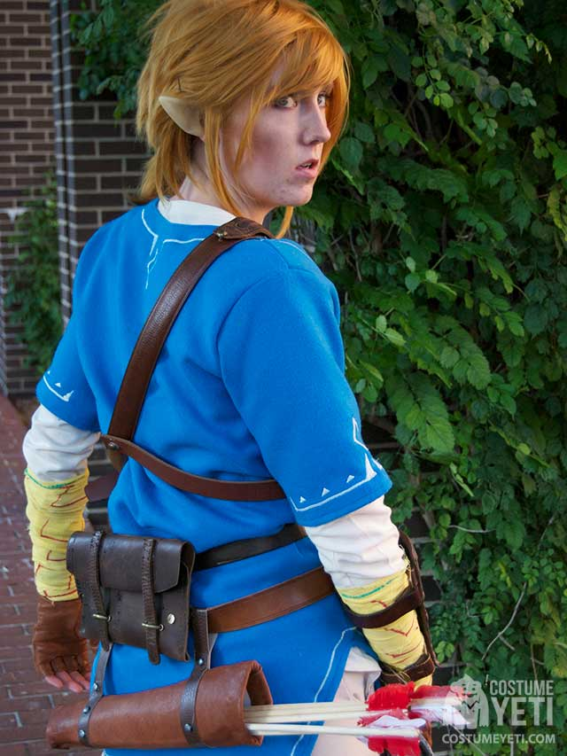 Link Back Pose