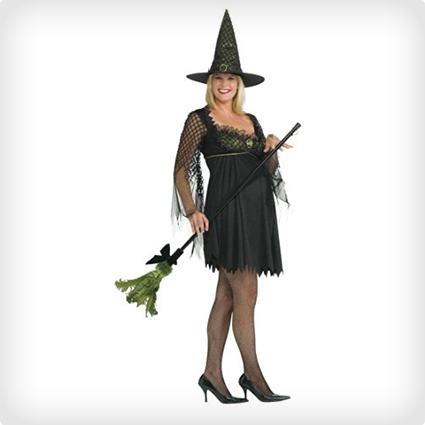 Maternity Witches Costume