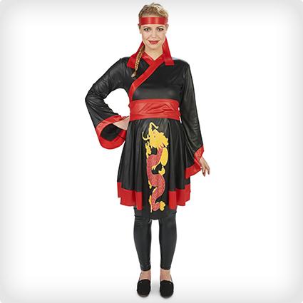 Ninja Maternity Costume