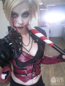 Punk Harley Quinn Costume