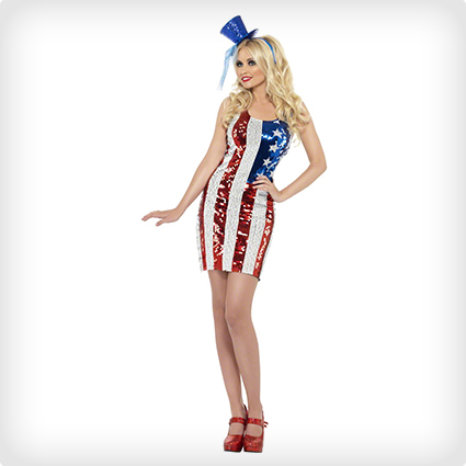 Sexy Star Spangled Banner