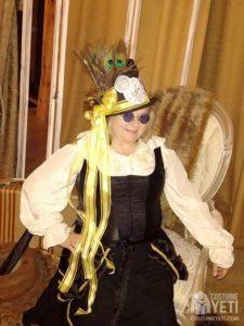 Steampunk Themed DIY Costume