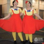 Tweedle'me' and Tweedle'mum'