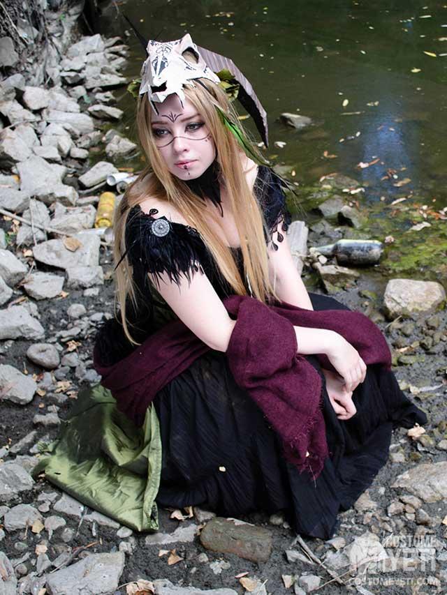 Wood Elf Costume