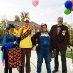 Disney UP Movie Family Costumes (So Cute!)