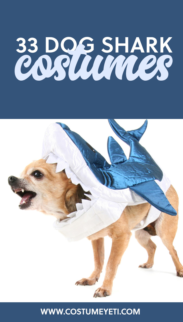 Here are some super cute shark costumes for your little JAWS.