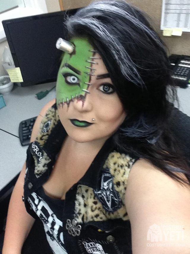 Lady Frankenstein Costume